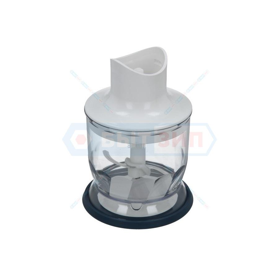 Чаша в сборе с крышкой и ножом для блендера Braun BR67050426 - 350 мл оригинал