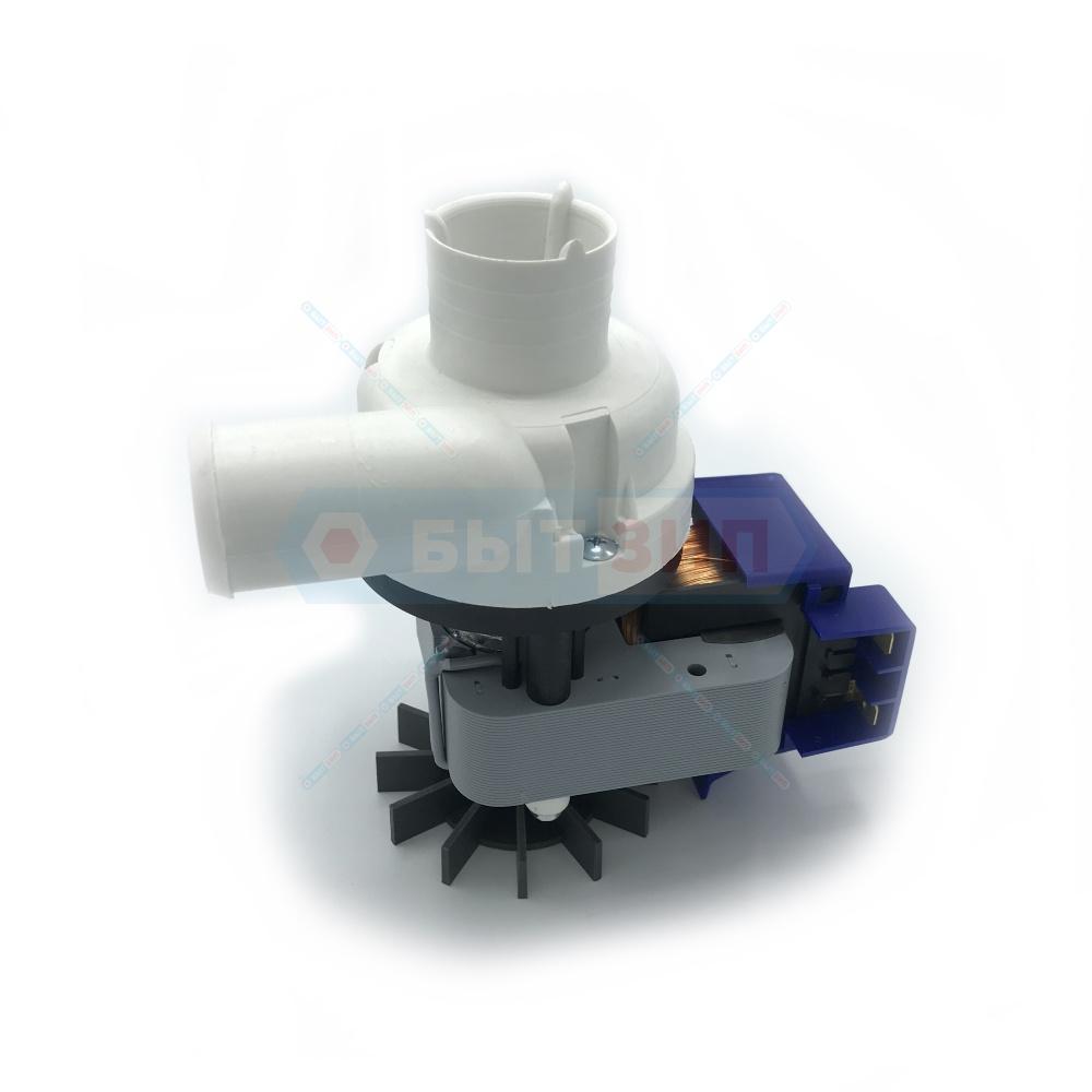 2250 руб за сливной насос помпа для стиральных машин indesit ariston 035656 plaset 51411 gre 100w - купить в интернет магазине с доставкой